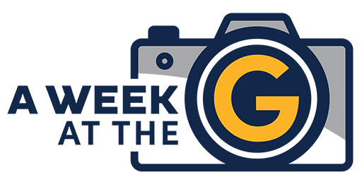 A Week at the G graphic